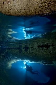 Vízalatti Barlang